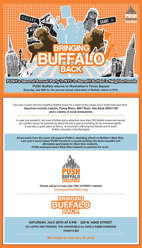 Bringing Buffalo Back